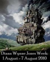 Join me in celebrating Diana Wynne Jones, 1 - 7 August!